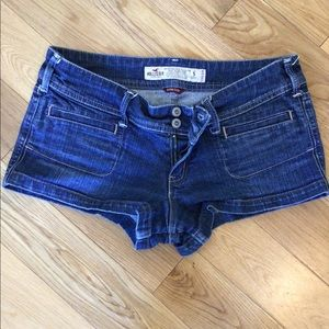$5 bundle item☀️ HOLLISTER Jean shorts